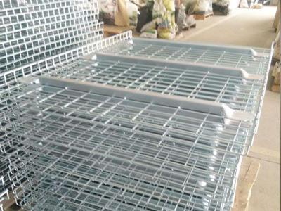 钢制货架层网