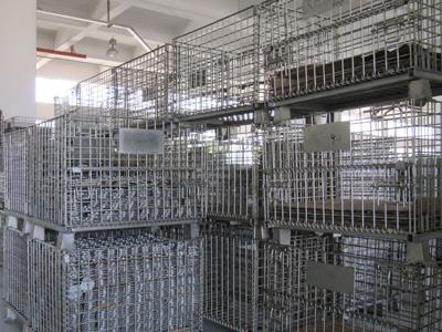仓储笼货架